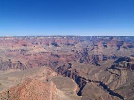 Grand Canyon - Wanderung zum Plateau Point