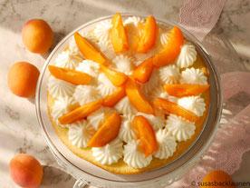 Mini_Kuchen mit Aprikosen