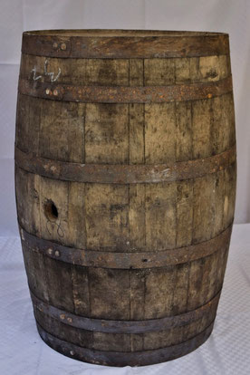 200 liter american white oak barrel.