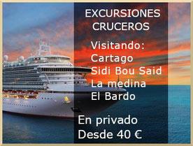 Excursiones para cruceros