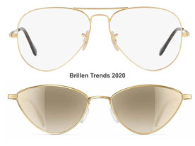 MAG Lifestyle Magazin online Mode Brillen Trends 2020 Ray Ban Cat Eye Windsor Browline Piloten Style Windsor