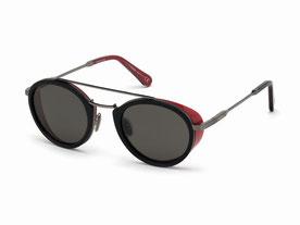 MAG Lifestyle Magazin online Mode Brillen Trends 2020 Omega OMEGA Reminiszenz 50er Jahre Jetset-Esprit moderner Unisex Look im Retro-Design