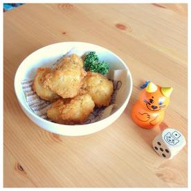 塩麹チキンタツタ ¥400