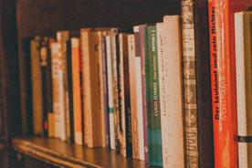 Bücher, Bibliothek, Wissen, Neugierde