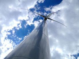 Inspektion von Windanlagen per Drohne DJI Matrice 200