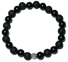 BEHERO Designer Armband Phantom Black
