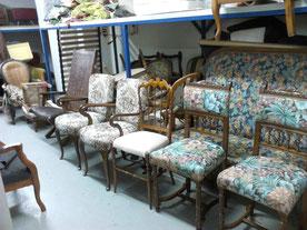 Atelier nouveaux sièges