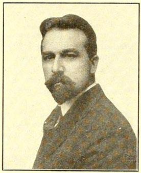 George E. Pellissier, der erste Amerikaner, der Thermit-Schweißen kommerziell eingesetzt hat