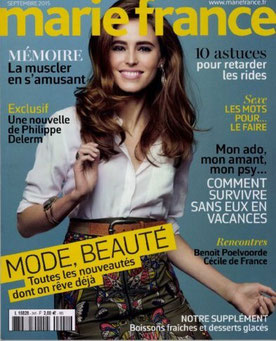 Marie-France Sept 2015 - Survivre sans ...