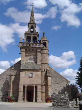Eglise Saint-Etienne (PLOUEZOC'H)