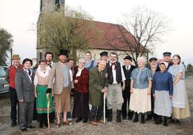 Gruppenbild mit Herbert Andert