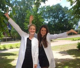 Studierende an der Riga Stradins University