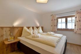 Zimmerbeispiel Alpengasthof Hochsöll