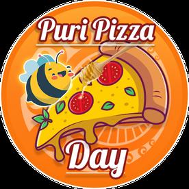 Puri Pizza Day logo