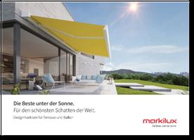 Markilux Markisen Terrasse Balkon Sonnenschutz
