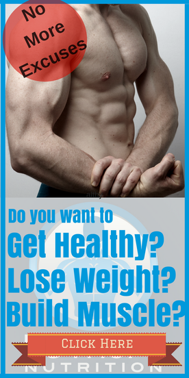 Get Healthy, Lose Weight, Build Muslce, Nutritional Coaching