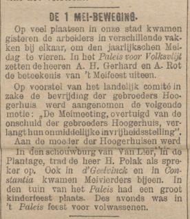 De Tijd : godsdienstig-staatkundig dagblad 03-05-1898
