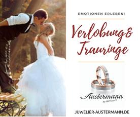 Verlobungsringe und Eheringe in Düsseldorf günstig kaufen