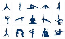 Yoga 8 - das mutige Asana