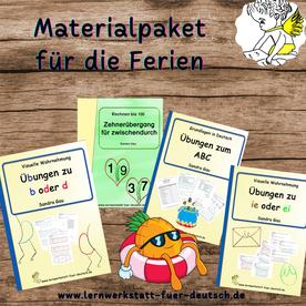Nachhilfe Deutsch, Nachhilfe Mathe, Wortarten, bd, lange kurze Selbstlaute, ABC Übungen, Schreibschrift übenl