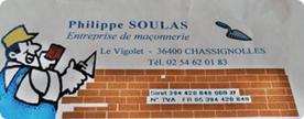 Maçonnerie Soulas