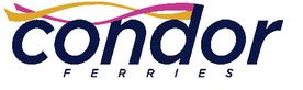 Logo de Condor Ferries adopté en janvier 2015.