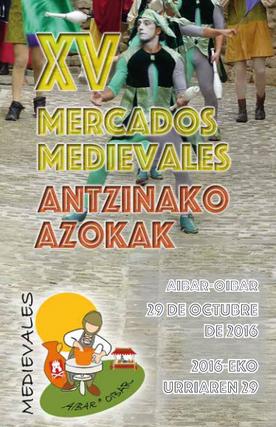 Programa de los Medievales de Aibar-Oibar
