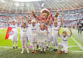 12. Dezember 2015 | Allianz Arena in München