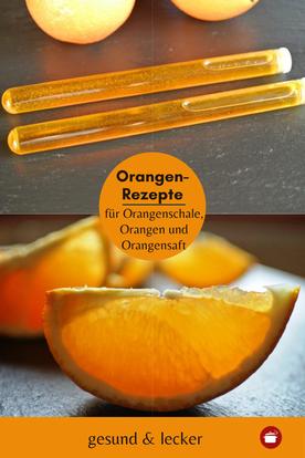 Orangenrezepte #orangen #resteverwertung #orangenschale
