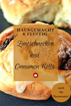Zimtschnecken oder #cinnamonrolls #hefeteig #hefegebäck #zimtschnecken #thermomixrezepte