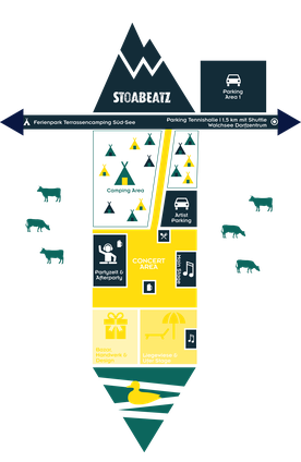 Location Plan STOABEATZ