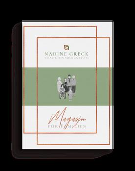 Onlinemagazin Familienmediation von Nadine Greck