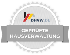 Qualitätssiegel der Deutschen Hausverwalter