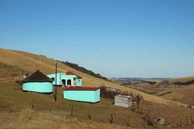 Maison Xhosa sur la Wild Coast