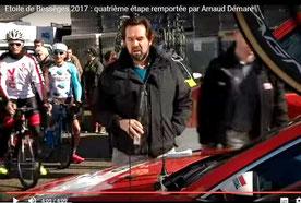 """Christophe s'est """"incrusté"""" dans le reportage de FR3!!"""