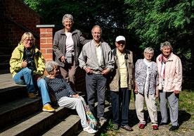 erste Zusammenkunft der Fotogruppe nach dem Lockdown
