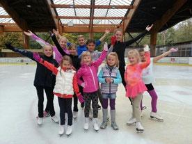 Eiskunstlauf im Eissportverein Senden
