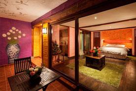 Schöne Hotels in Baños bei ECUADORline
