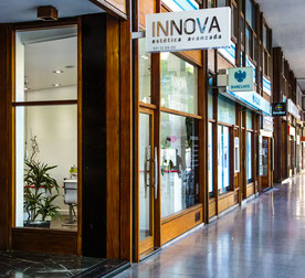 Centro de Paseo Mallorca Innova estetica avanzada