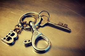 Schlüsselbund - Schlüsselanhänger