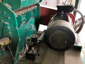 Prächtig HAAS Hammermühle HSZ-V1300 gebraucht - Pusch & Schinnerl GmbH @WK_45
