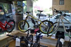 e-bike Modelle