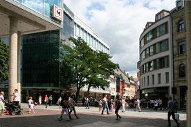Einkaufen City Lörrach