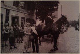 Landgasthof Naunhof - historisch
