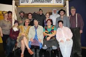 Die Theatergruppe 2014
