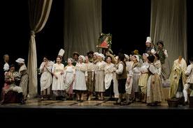 平成24年度 モーツァルト「フィガロの結婚」より