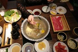 Shabu Shabu Japan, Tokio, Gericht, Essen,
