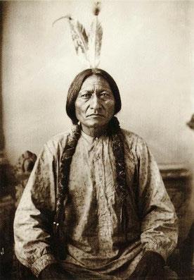 Sitting Bull (Tatanka Yotanka)