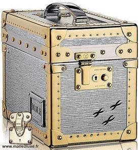 Louis Vuitton PM walking box - Epi Aluminum
