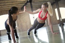 Trainingsschema trainingsschema's workout workoutschema afvallen borst